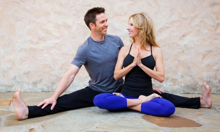 $39 for One Month of Unlimited Yoga Classes at Yasa Yoga ($170 Value)