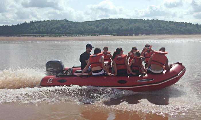 Shubie River Wranglers - Green Oaks: $89 for River-Rafting Trip for Two from Shubie River Wranglers ($140 Value). 25 Options Available.