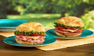 HoneyBaked Ham Company : Premium Sandwiches, Ham Dinner for Four, or Sandwich Platter at HoneyBaked Ham (Up to 52% Off)