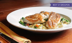 Meadowlark Restaurant: $24 for $40 Worth of American Cuisine at Meadowlark Restaurant. Reservation Through Groupon Required.
