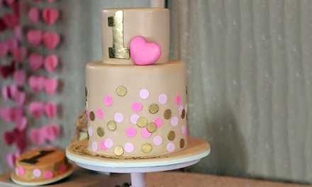 $21 for Signature Gourmet Cakes from Cinderella Cakes (Up to $38 Value)