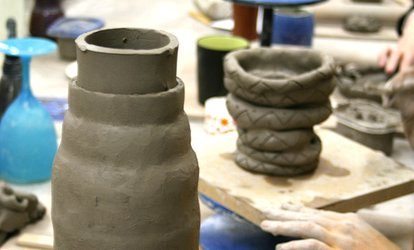 image for Three-Hour Ceramics Workshop For One or Two at Go Create (Up to 60% Off)