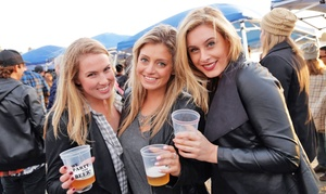 Long Beach Beer Festival: $45 for Two VIP Tickets to Long Beach Beer Festival on Saturday, September 19 ($90 Value)