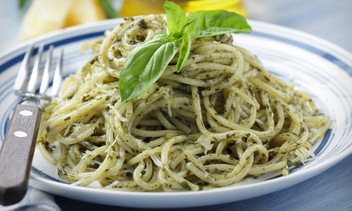 Pazza Bistro - Pinellas Park: $10 for $20 Worth of Pasta and Pizza at Pazza Bistro