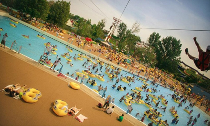 Wild Water Kingdom - Brampton: $18 for a Full-Day Visit to Wild Water Kingdom (Up to $ 31.86 Value)