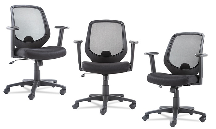 Mid-Back Swivel Mesh Office Chair: Mid-Back Swivel Mesh Office Chair. Free Returns.