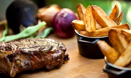 Homemade Argentinean Food for Two or Four at 7 Pecados Kitchen & Grill (36% Off)