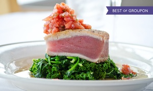 Go Fish: $28 for $50 Worth of Seafood for Two or More at Go Fish