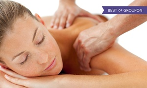 Healing Hands Registered Massage Therapy: Therapeutic-Massage Package at Healing Hands Registered Massage Therapy (69% Off). Three Options Available.