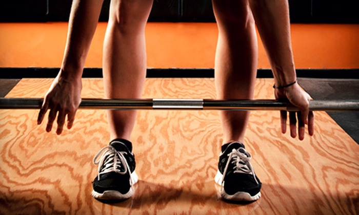 TBC CrossFit - Northwest Side: $79 for Three Months of Unlimited CrossFit Classes at TBC CrossFit ($600 Value)