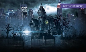 """Blood Manor: """"2016 Bloody Valentine"""" at Blood Manor on February 12–14 (Up to 40% Off). Two Options Available"""