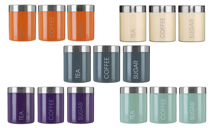 Premier Housewares Canisters Groupon Goods