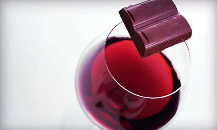 Cobbler Mountain Cellars - Marshall: Winery Visit for Two or Four with Chocolate Pairings and Wineglasses at Cobbler Mountain Cellars (55% Off)