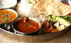 Indian Chillies: $12 for $20 Worth of Indian Food and Drinks at Indian Chillies