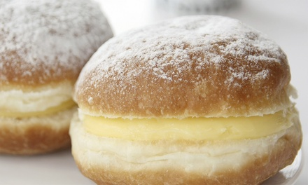 Ice-Cream-Filled Donuts or Candy at Great American Yogurt (Up to50% Off)