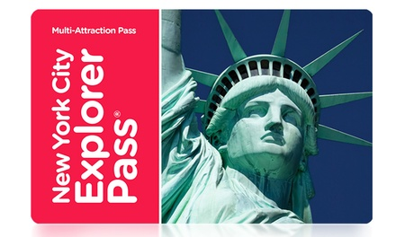 New York City Explorer Pass with Admission to 3 Attractions from 60+ Options. Pay Nothing at Gate.