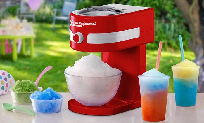 Cooks Professional Ice Slushy Makerfrom £22.99 (62% Off)