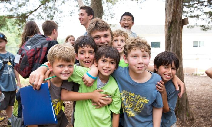 JCC Camp Ruach - JCC Bridgewater: Up to 50% Off One Week of Summer Camp at JCC Camp Ruach