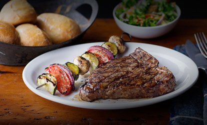 $15.50 for $25 Worth of Southern-Style <strong>Steak-House</strong> Cuisine for Two or More at Logan's Roadhouse