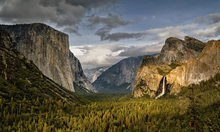 2-Night Stay for Four in a River-View Room with Spa-and-Food Package at Yosemite View Lodge near Yosemite National Park