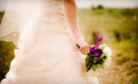 $100 Groupon to The Creative Wedding Shop - The Creative Wedding Shop in