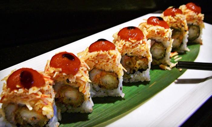 Kenny's Pan Asian Cuisine & Sushi Bar - Kenny's Pan Asain Cuisine: $15 for $30 Worth of Sushi and Asian Dinner Fare at Kenny's Pan Asian Cuisine & Sushi Bar in Bear