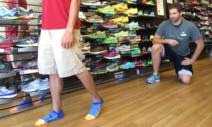 Top to Top - Santa Monica: $25 for $50 Worth of Running Shoes, Apparel, and Accessories at Top to Top