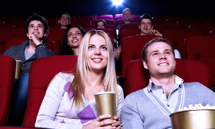 Showstar Cinemas 6 - Showstar Cinemas: Two or Four Movie Tickets with Large Popcorns at Showstar Cinemas 6 (Up to 50% Off)