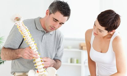 image for Chiropractic Consultation, Examination and Treatment at George Street Chiropractic (64% Off)