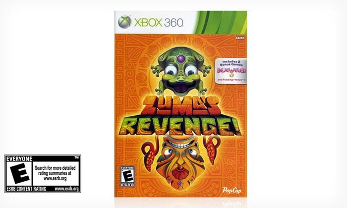 $9.99 for Zuma's Revenge! for Xbox 360. Free Returns