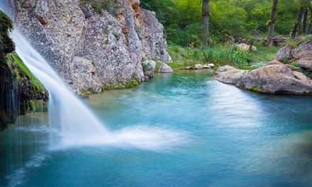 Teruel: 1 o 2 noches para 2 con desayuno, detalle y opción a cena, parque temático y pícnic en Hotel Villa de Utrillas
