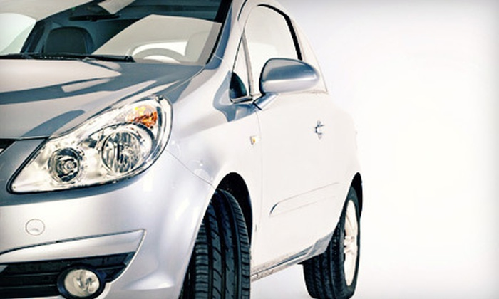 Airpark Tint and Detail - Scottsdale: $79 for a Full Interior and Exterior Car Detail at Airpark Tint and Detail (Up to $250 Value)