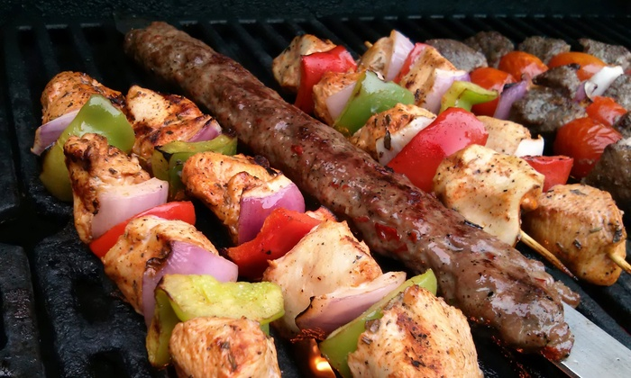 The Olive and Grape - Greenwood: Mediterranean Cuisine at The Olive and Grape (Up to 41%). Three Options Available.