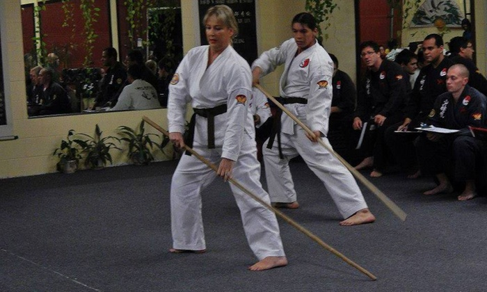 Chinese Shao-lin Center - Van Nuys: $35 for $100 Worth of Martial-Arts Lessons — Chinese Shao-Lin Center