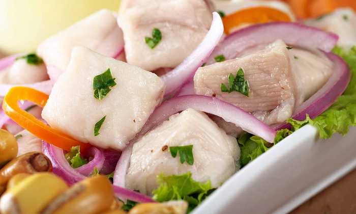 Chicho's Restaurant - Addison: Peruvian Food at Chicho's Restaurant (50% Off). Two Options Available.