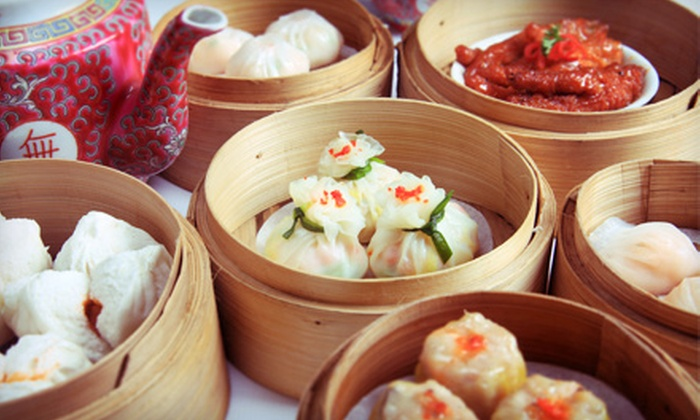 The Original Szechuan Chongqing Seafood Restaurant - Fairview: Dim Sum and Sichuan Food at The Original Szechuan Chongqing Seafood Restaurant (Up to 51% Off). Two Options Available.