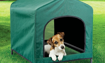 Waterproof Indoor and Outdoor Pet Retreat