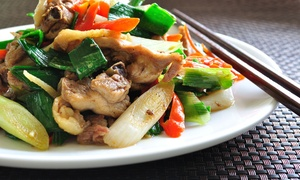 China Dynasty Restaurant: $13 for $20 Worth of Chinese Cuisine at China Dynasty