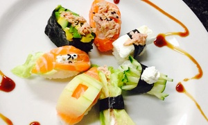 Sakana (Milano): Menu sushi all you can eat per 2 persone al Sakana