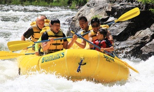 AmericanRafting.com: Upper South Fork River Trip with Lunch from American Rafting (Up to 44% Off). Two Options Available.
