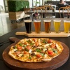 Pizza to Share + 2 Beer Paddles