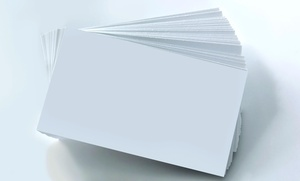All Around Promotions: 1,000 Custom Business Cards at All Around Promotions (70% Off)