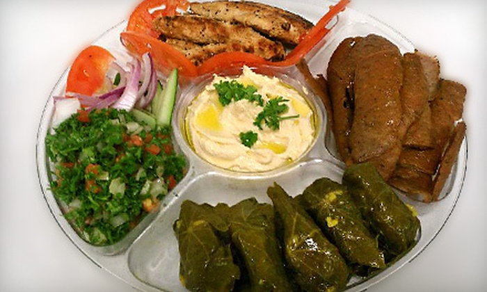 Wise Gyro & Grill - Oak Creek: $12 for $25 Worth of Mediterranean and American Fare at Wise Gyro & Grill in Old Hickory