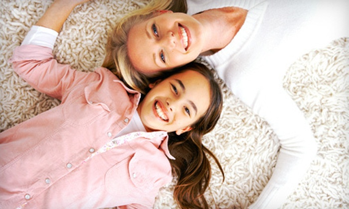 Carpet Pro Cleaners - Raleigh / Durham: $64 for Carpet Cleaning for Three Rooms with Sanitizer and Deodorizer from Carpet Pro Cleaners ($150 Value)