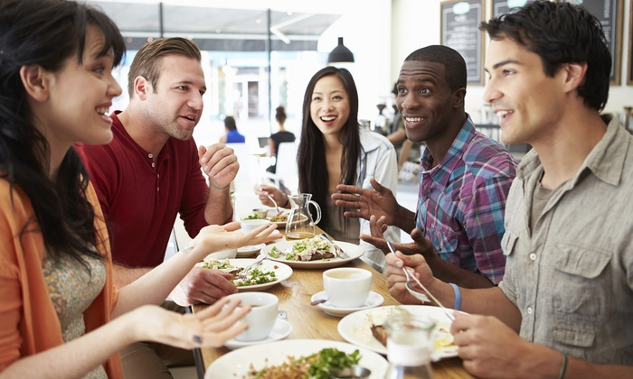 Orlando Food Tours - Winter Park: $100 for Entry to a Couples Mixer Event for Two from Orlando Food Tours ($118 Value)