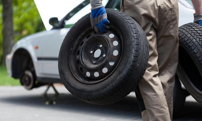 Frank's mechanic - Los Angeles: $13 for $30 Worth of Tire Rotation — Frank's mechanic