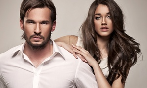 The Final Cut Hair Studio: Brazilian Blowout  or Women's Haircut Package with Optional Deep-Conditioning at The Final Cut Hair Studio (Up to 66% Off)