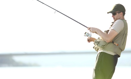 Outdoor Clothing and Fishing Gear at Uptown Angler (Up to 52% Off). Three Options Available.