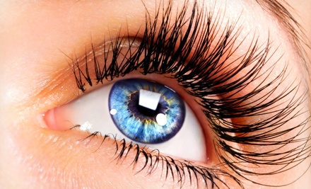 $99 for Full Set of Eyelash Extensions with Touchup at eSTeé Salon (Up to $250 Value)