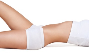 Body By Kim: 4, 8, or 12 Ultrasonic-Cavitation Body-Sculpting Treatments at Body By Kim (Up to 95% Off)